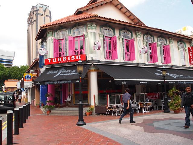 P4178892 シンガポール アラブ・ストリート(singapore arab street)