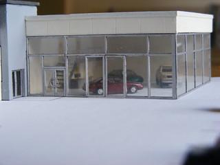 Ansell Industries N 003 Car Dealership