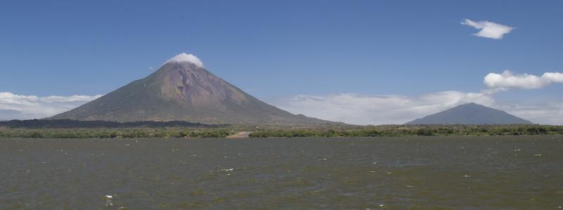 Volcanes Concepción y Maderas @ Isla de Ometepe, Nicaragua