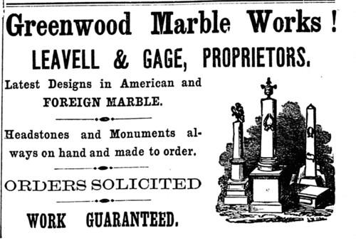 Greenwood Marble Works