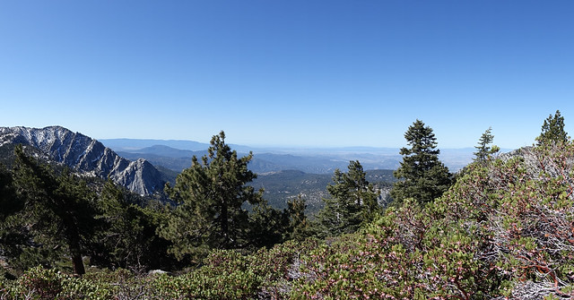 Pacific Ocean from PCT, m180.27