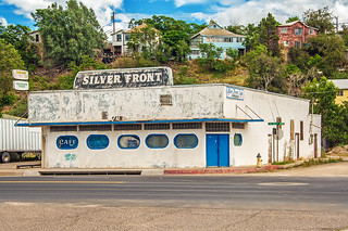 Silver Front Cafe