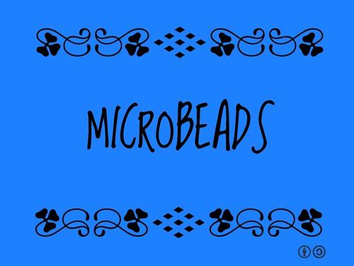 Buzzword Bingo:Microbeads