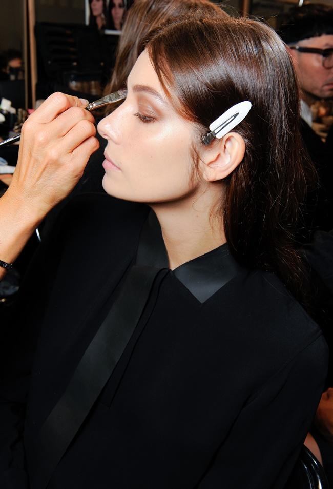 beauty6 Roberto Cavalli SS 2015 Fashion Show backstage (60)