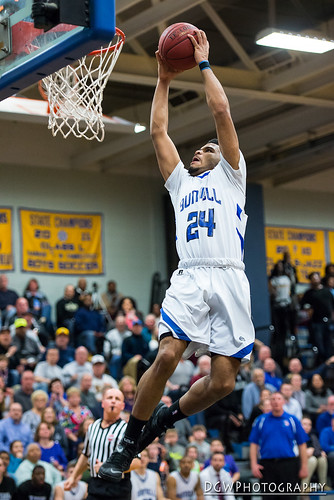 Bunnell High vs. Wilbur Cross - High School Basketball