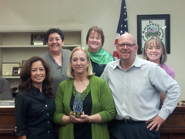 Mary Jane Rodrigues 25th Year of Service