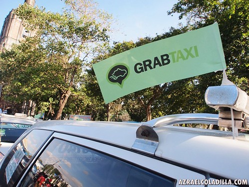 Grab Taxi launches in Iloilo city