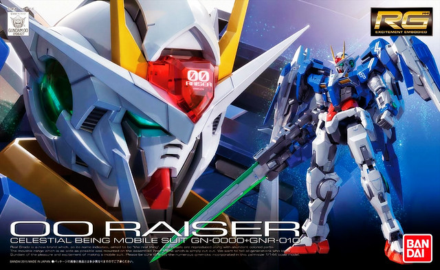 RG 00 Raiser - Box Art