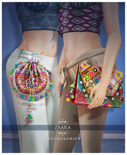 {Zaara} for Creation.JP