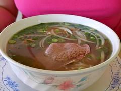 produce(0.0), noodle(1.0), noodle soup(1.0), pho(1.0), food(1.0), dish(1.0), broth(1.0), soup(1.0), cuisine(1.0),
