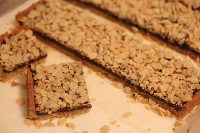 Crispy Topped Brown Sugar Bars - Tuesdays with Dorie