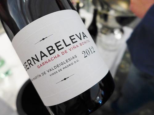 Bernabeleva Garnacha de vina bonita