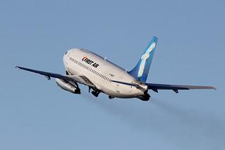 Boeing 737-200 First Air C-FNVT