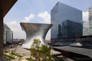 Mexico City | Museo Soumaya 03