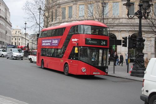 LT26 LTZ1026 New Routemaster