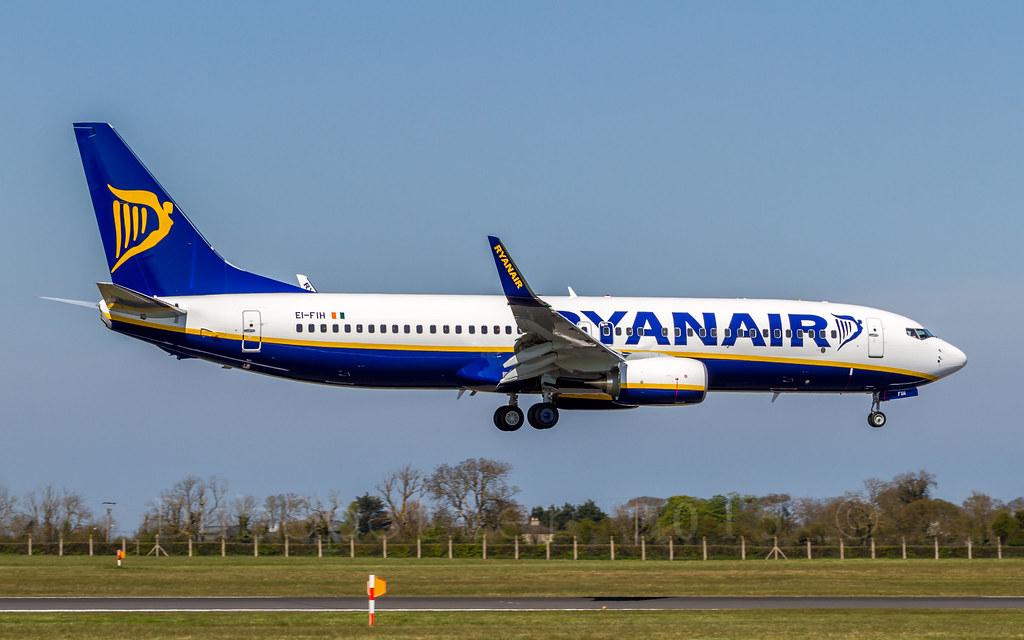 EI-FIH - B738 - Ryanair