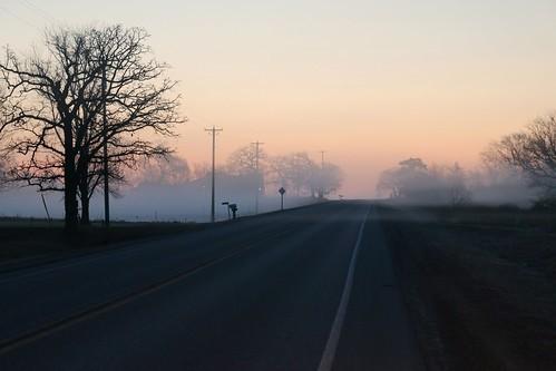 fog wisconsin sunrise fortatkinson wi daybreak jeffersoncounty