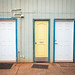 Small photo of Doors in Paia Town