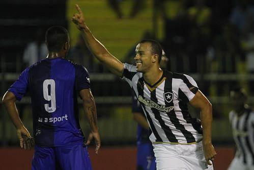Barra Mansa x Botafogo