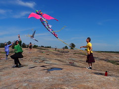 Mark Callens Kite Flying Memorial