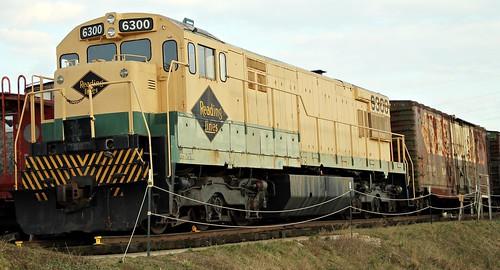 RDG 6300 GE U30C