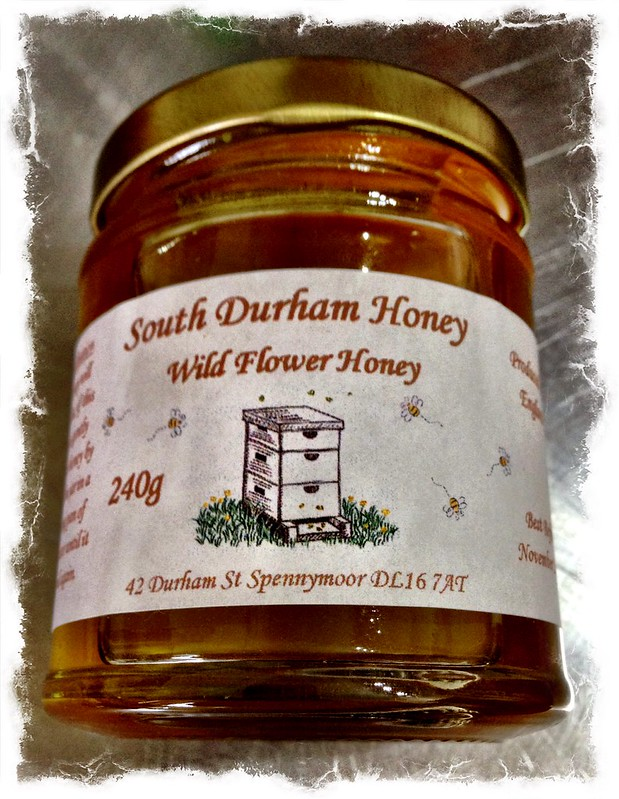 wild flower honey