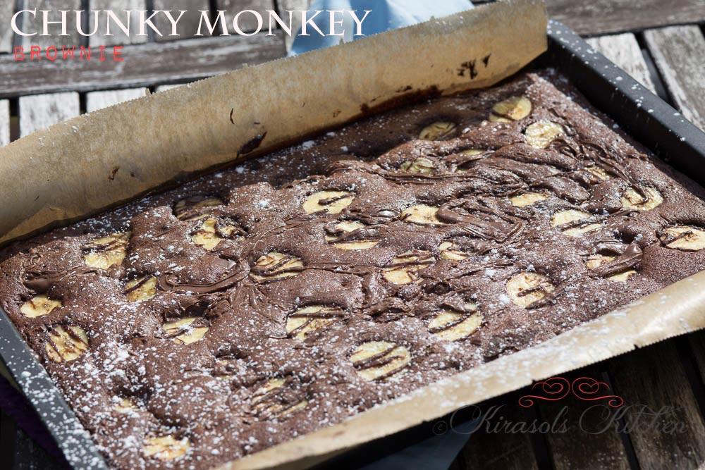 Chuny Monkey Brownie