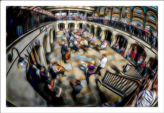Londres - Covent Garden2 - London - Fractales