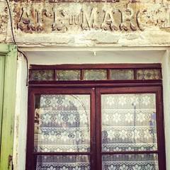 Café du marché.
