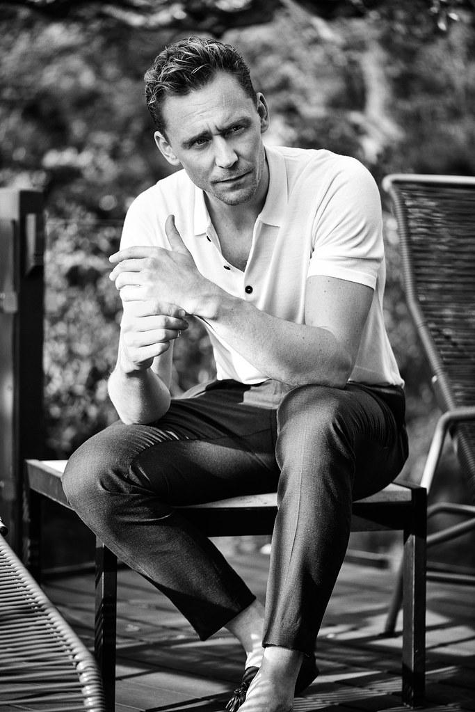Том Хиддлстон — Фотосессия для «Esquire» UK 2016 – 4
