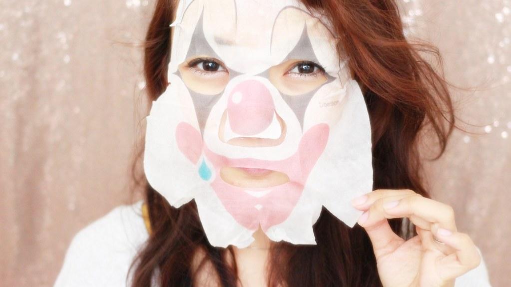 Berrisom Horror mask 4