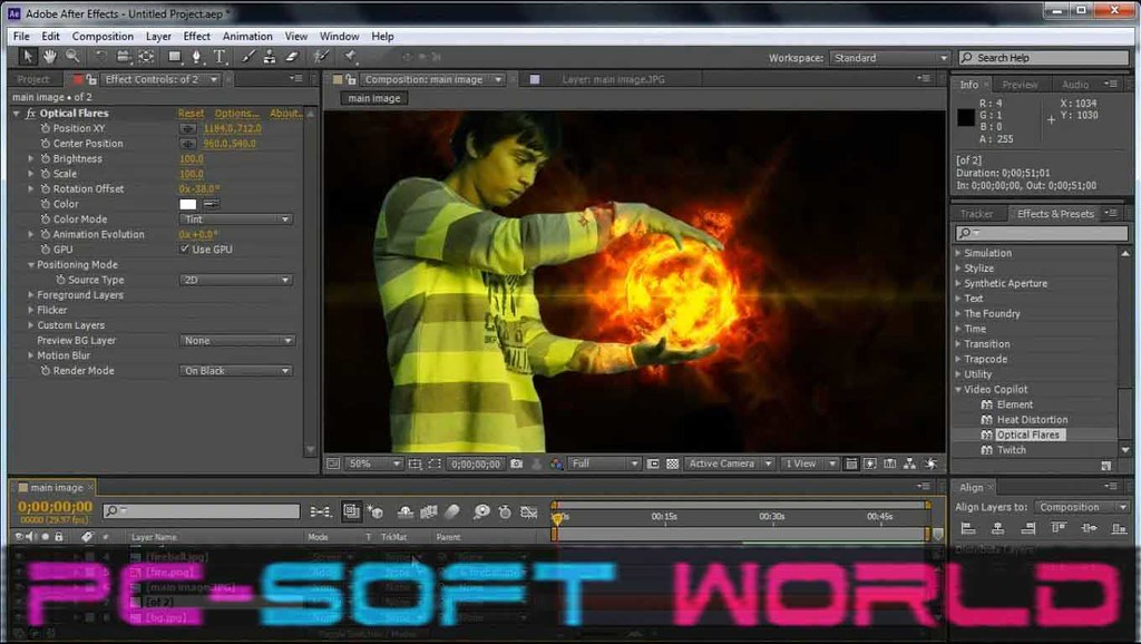 adobe photoshop after effects free download