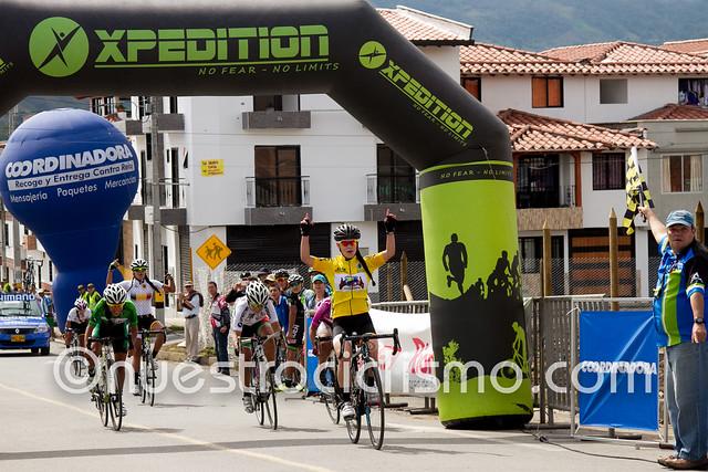 Et.2 Vuelta Femenina del Oriente Antioqueño 2016