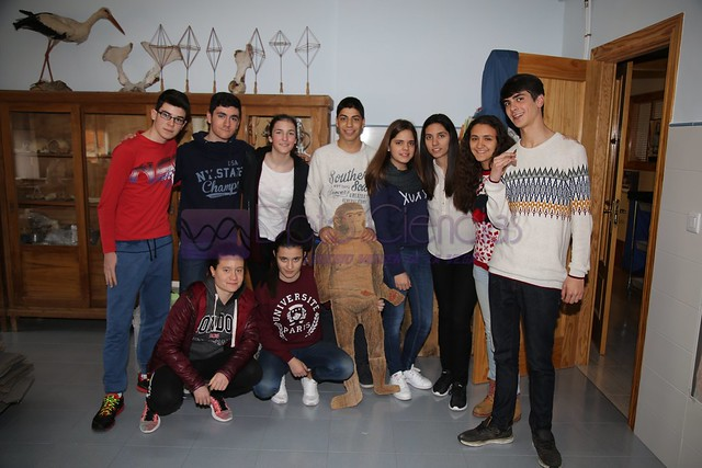 making of III Semana de la Ciencia - 4º ESO