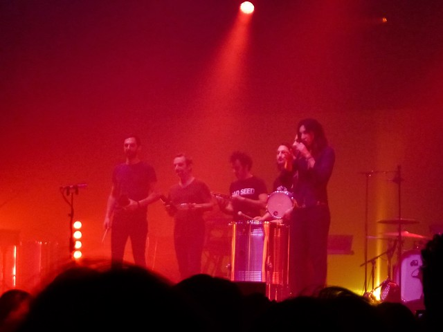 Zazie - Cyclo Tour - Zénith, Paris (2013)