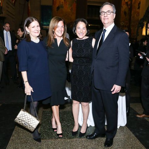 Susan Danilow, Andrea Feirstein, Nancy Neff, Richard Gross