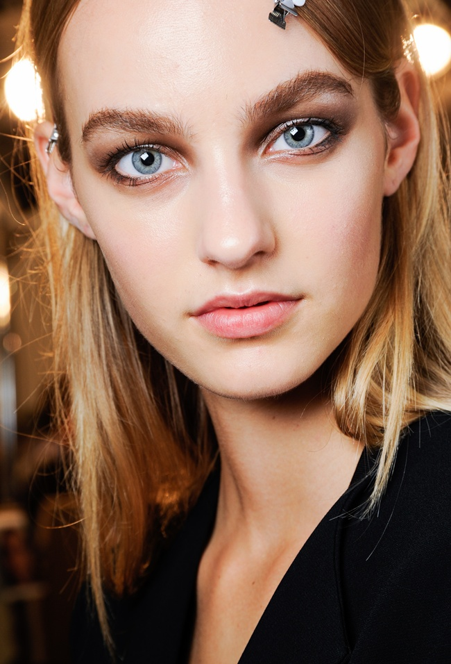 beauty1 Roberto Cavalli SS 2015 Fashion Show backstage (83)