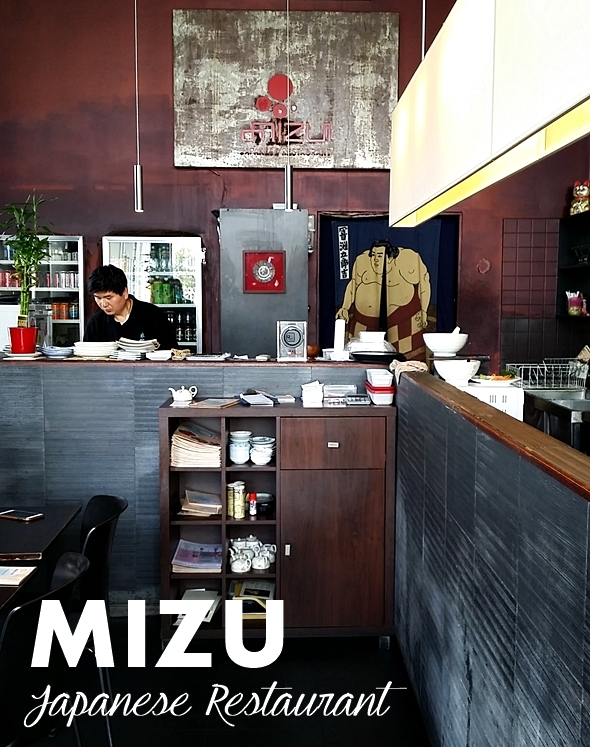 Mizu - Japanese Restaurant | www.fussfreecooking.com