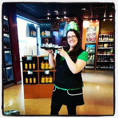 Happy St. Patrick's Day! Come visit me at the Wine Rack for some Irish Cream!! #WineRack