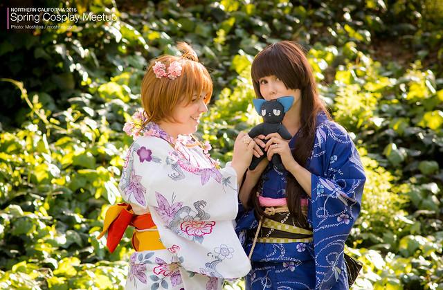 Photo:Cardcaptor Sakura: Sakura + Nakuru [0194] By moshitea