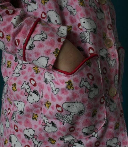 Pyjama voor Silke
