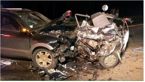 acidente com vítima fatal