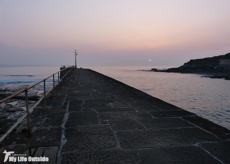 P1110562 - Porthleven Sunset