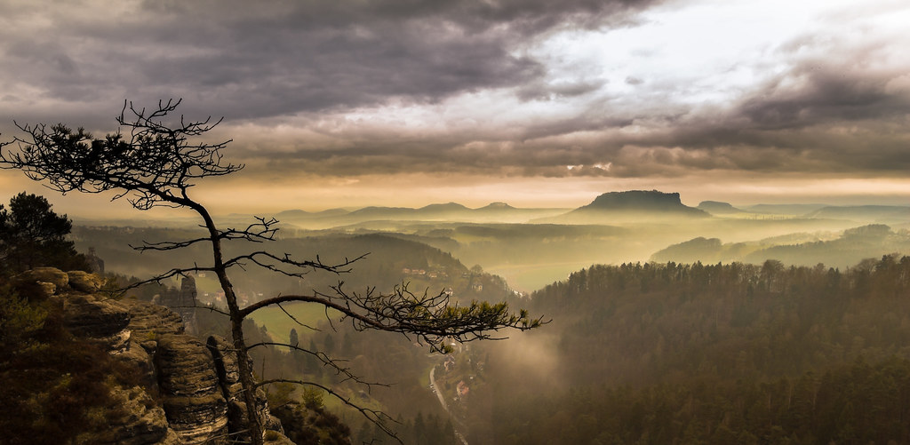 Tafelberggebirge