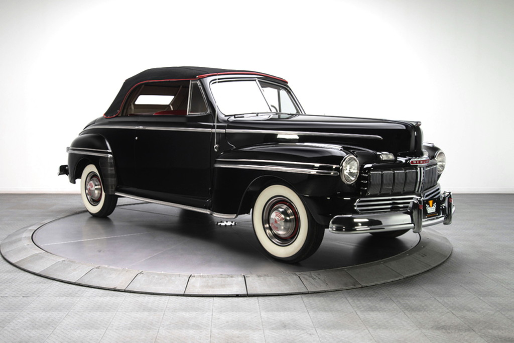 46002_E Mercury 239CI Flathead V8 3SPD CV_Black