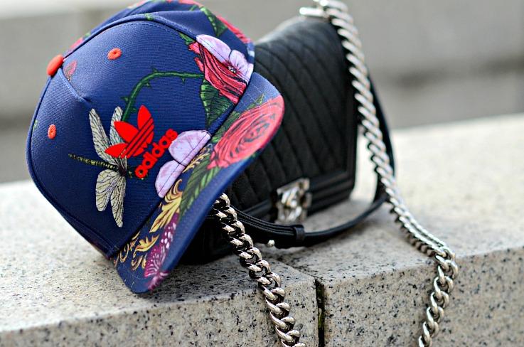 DSC_3862 Adidas, Rita ora hat, Chanel Boy Bag, Tamara Chloé