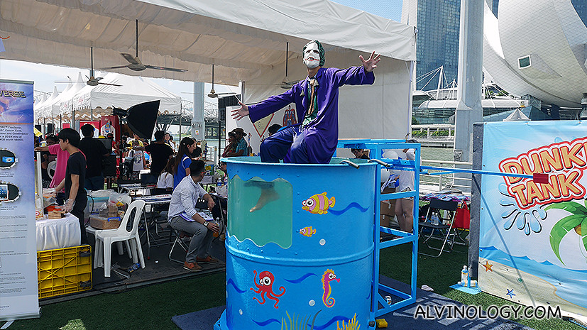 Dunk the Joker