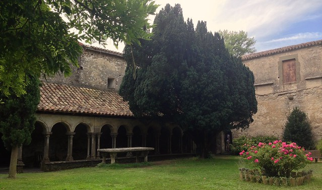 Cloisters at Villelongue