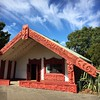 This morning I was ritually inducted. Pōwhiri at The University of Auckland Waipapa Marae.