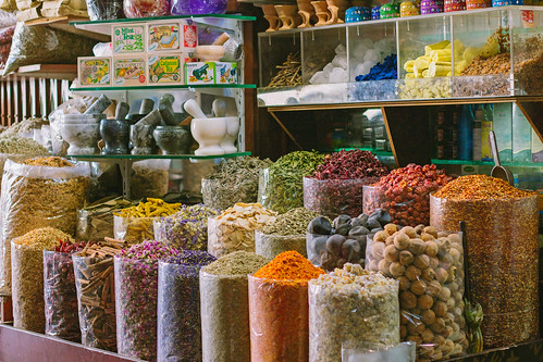Spice and Herb Market